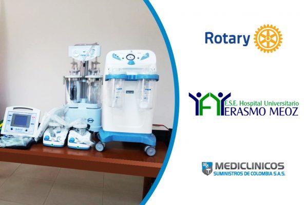 Rotario Cucuta Mediclinicos Suministros